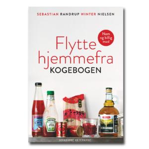 Flyttehjemmefra kogebogen af Sebastian R. W. Nielsen - Skoob