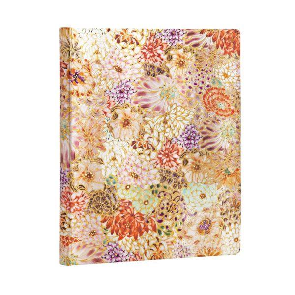Kikka dot bullet journal - set fra siden - fra Paperblanks - Skoob