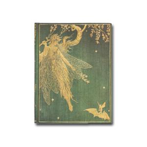 Lang's Olive fair notesbog fra Paperblanks - Skoob